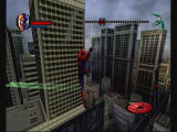 Spider-Man: The Movie GameCube Chase Vulture throughout the city