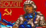Soviet DOS Splash screen