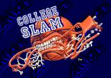 College Slam Genesis Title screen