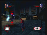 Spider-Man: The Movie GameCube Fighting with Scorpian