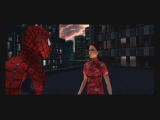 Spider-Man: The Movie GameCube Spidey and Mary Jane