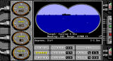 Sub Battle Simulator DOS Take a closer look at what's on the horizon (EGA)