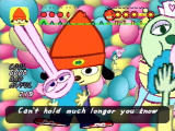 Um Jammer Lammy PlayStation After completing the game with Lammy, you can play through again as PaRappa!