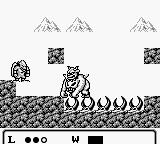 Gargoyle's Quest Game Boy Random battle