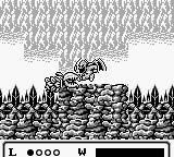 Gargoyle's Quest Game Boy These flowers are hard to kill.