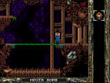 Blackthorne DOS To activate a bridge you must have a key... you can try jumping across but...