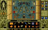 WaxWorks Amiga A puzzle involving numbers. If you don't solve it in time, you will get killed by a trap.