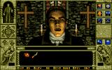 WaxWorks Amiga There's a church in the middle of the graveyard. Inside I meet this vampire, and I think I'm in some serious trouble...