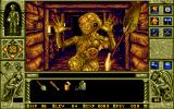 WaxWorks Amiga Inside the mines. This place has been taken over by mutants. Let's hit this freak with a shovel.