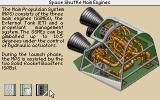 Shuttle: The Space Flight Simulator Amiga There's information available on some of the shuttle components.