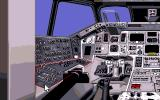 Shuttle: The Space Flight Simulator Amiga Commander's seat