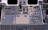 Shuttle: The Space Flight Simulator Amiga You can take a closer look at the panels by clicking on them.
