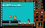 Kid Gloves II: The Journey Back Amiga The first place you have to visit is the Ice Island.