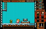 Kid Gloves II: The Journey Back Amiga You start the game equipped with a knife. It has very short reach, but you can find better weapons as you progress through the game.