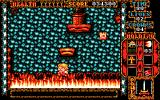 Kid Gloves II: The Journey Back Amiga Oh no! I fell into the fire, and that was the end of me...