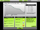Audiosurf Windows Processing finished - define the options and get ready to surf.
