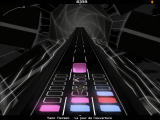 Audiosurf Windows The tracks ends along with the song.