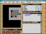 Blades of Exile Windows 3.x Starting location
