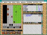 Blades of Exile Windows 3.x Wandering the exterior of the fort.
