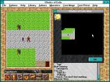 Blades of Exile Windows 3.x Automapping in the town