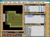 Blades of Exile Windows 3.x Could it be?  A dungeon?