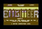 Engineer Humpty Commodore 64 Title