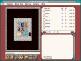 Exile II: Crystal Souls Windows 3.x Starting location