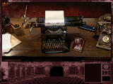 The Beast Within: A Gabriel Knight Mystery DOS Time for writing some letters to Gabriel.
