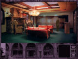 The Beast Within: A Gabriel Knight Mystery DOS In the royal hunter's club.