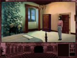 The Beast Within: A Gabriel Knight Mystery DOS Inside schloss Ritter, Gabriel's (now Grace's) bedroom.