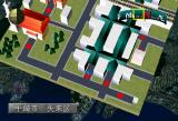 Shin Megami Tensei: Devil Summoner SEGA Saturn The district map is in 3D and is rotatable.