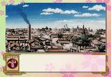 Sakura Taisen SEGA Saturn View over the old Imperial Capital