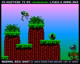 Venus the Flytrap Amiga In this platformer, you control an unusual character. An insect...