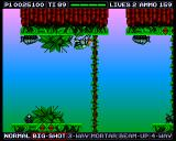 Venus the Flytrap Amiga Much of the game takes place upside-down. Step on the double-arrows to reverse the gravity.