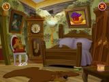 Disney Learning Adventure: Search for the Secret Keys Windows The bedroom is full of things that animate