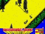 Star Wars: Return of the Jedi ZX Spectrum The Ewoks try to help too late.