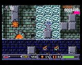 Turrican II: The Final Fight Amiga Vicious fishes below me.