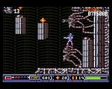 Turrican II: The Final Fight Amiga This reminds me of something. Perhaps a movie?
