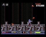 Turrican II: The Final Fight Amiga These face-huggers are deadly. Destroy the eggs as fast as you can.