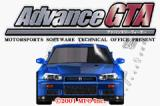 GT Advance Championship Racing Game Boy Advance Japanese title screen