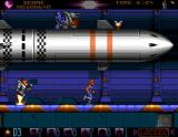 Assassin Amiga In a rocket-base. Lots of enemies here...