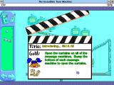 The Incredible Toon Machine Windows 3.x Puzzle introduction