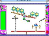 The Incredible Toon Machine Windows 3.x First puzzle