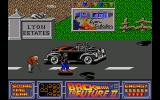 Back to the Future Part II Amiga The game's final level. Hoverboarding in 1955, you need to get the almanac back from Biff.