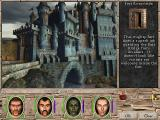Might and Magic VII: For Blood and Honor Windows The enter screens for palaces, forts, fortified cities, etc., are very well done.