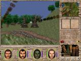 Might and Magic VII: For Blood and Honor Windows A grove of very unfriendly trees