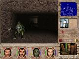 Might and Magic VII: For Blood and Honor Windows Trogolodytes appear in several dungeons early in the game.