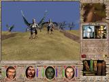 Might and Magic VII: For Blood and Honor Windows Harpies not only hurt the party, they cause drunkenness!