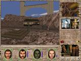Might and Magic VII: For Blood and Honor Windows There are many teleporters like the one in the foreground in the Bracada Desert.
