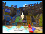 Magic Pengel: The Quest for Color PlayStation 2 Matches put hairs on you head.